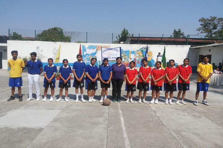 Doon Cambridge School-Sports