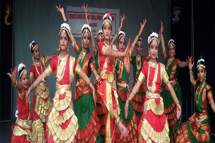Doon Cambridge School-Traditional Dance