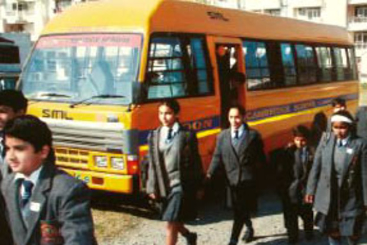 Doon Cambridge School-Transportation