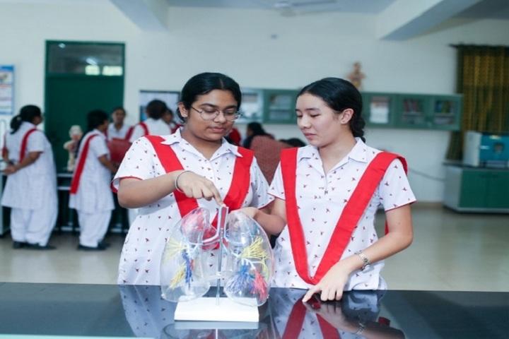 Hopetown Girls School - Biology Lab