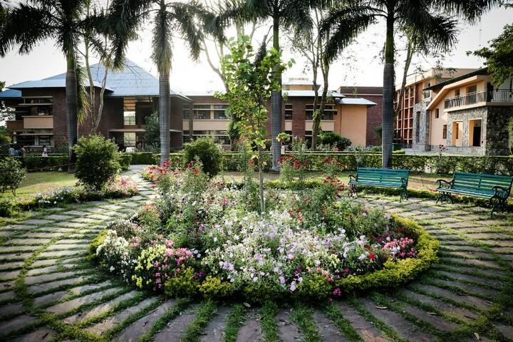 Hopetown Girls School - Garden