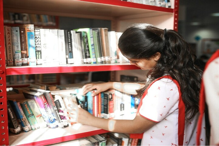 Hopetown Girls School - Library