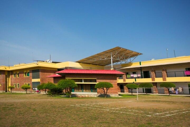 Hopetown Girls School - School Building