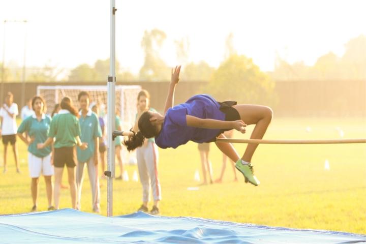 Hopetown Girls School - Sports