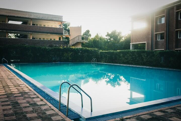 Hopetown Girls School - Swimming Pool
