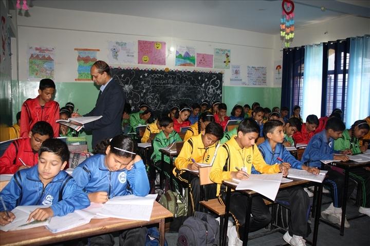 Carmel School - Classroom