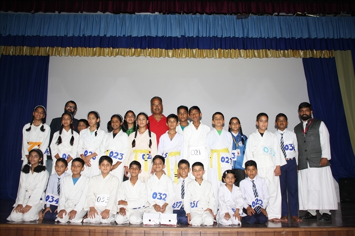 Carmel School - Karate