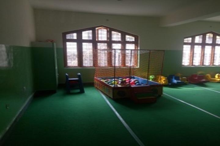 Carmel School - Kids Play Room