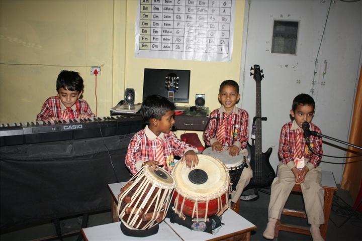 Carmel School - Music