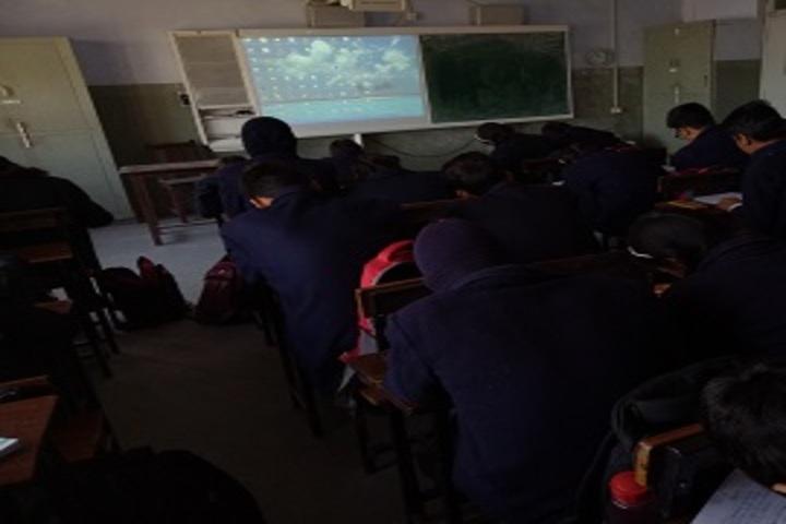 Carmel School - Smart Class