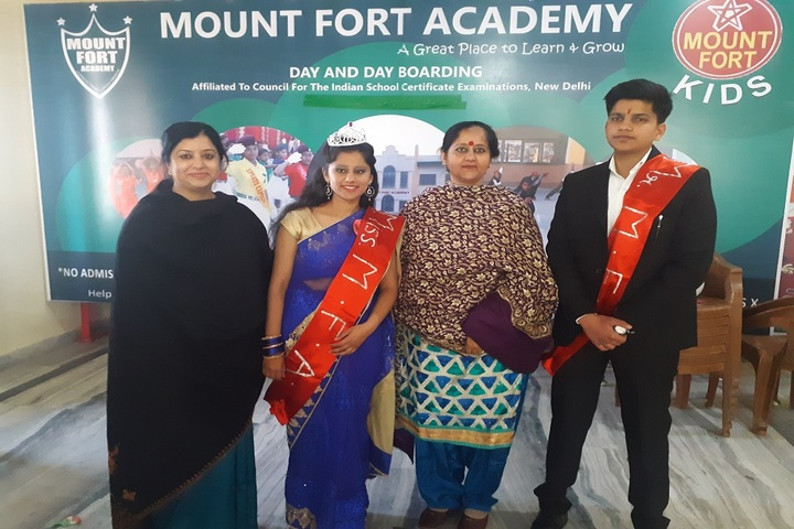 Mount Fort Academy-Farewell