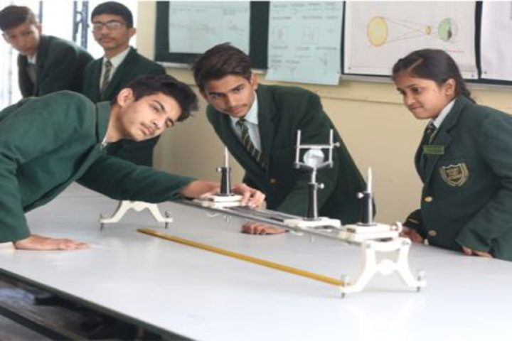 Mount Fort Academy-Physics Lab