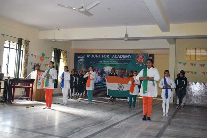 Mount Fort Academy-Republic Day