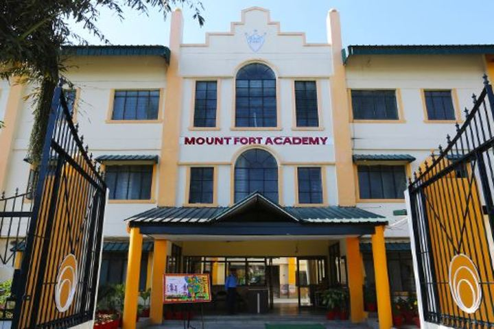 Mount Fort Academy-School Building