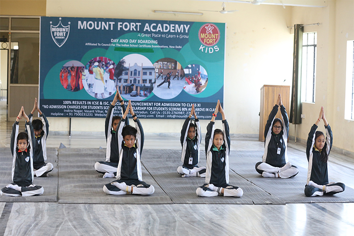 Mount Fort Academy-Yoga
