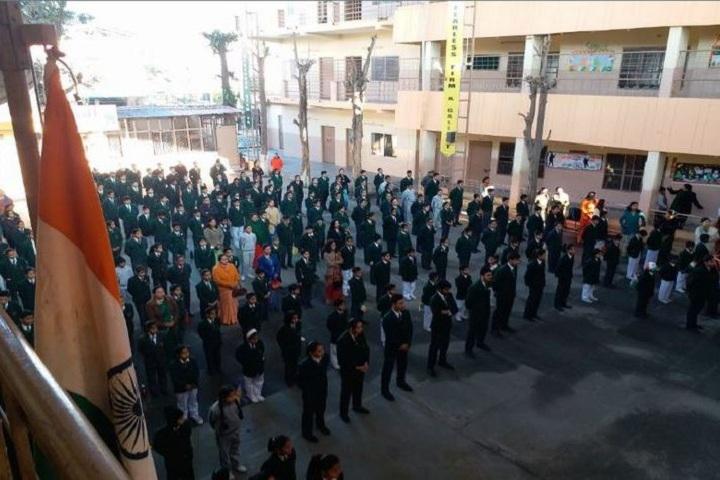The Motessori School-Assembly