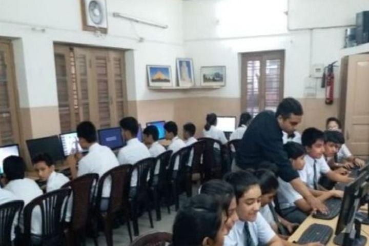 The Motessori School-Computer Lab