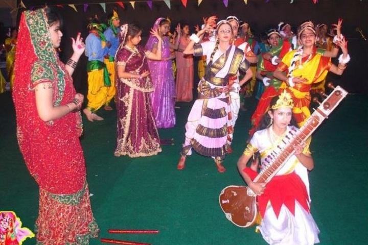 The Motessori School-Cultural Activity