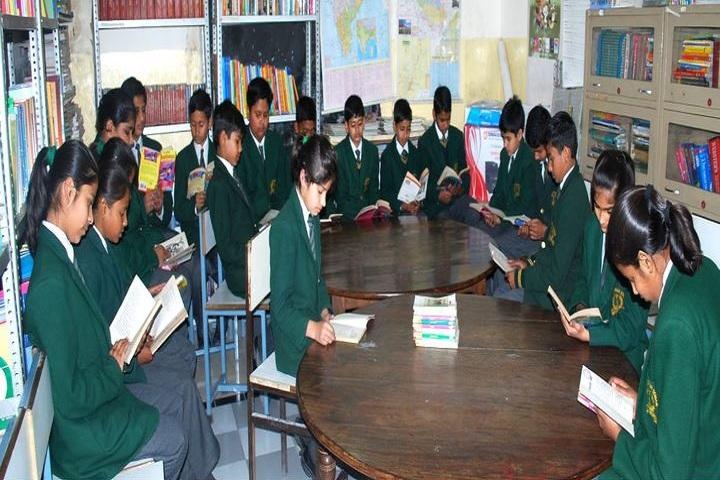 The Motessori School-Library