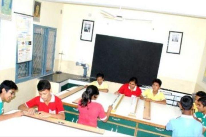 The Motessori School-Physics Lab