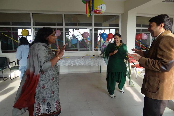 Unison World School-Teachers Day
