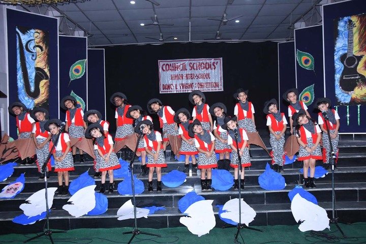 New Doon Blossoms School-Dance Competition