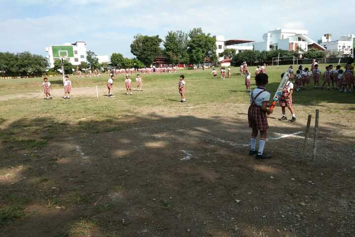 New Doon Blossoms School-Play Ground