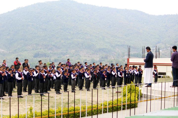 Mount Carmel School-Assembly