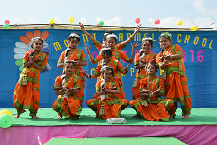 Mount Carmel School-Dance Activity