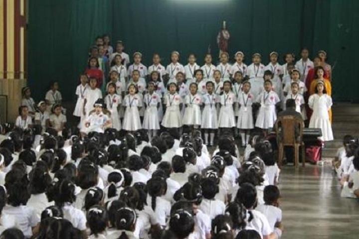 Loreto Convent-Group Singing