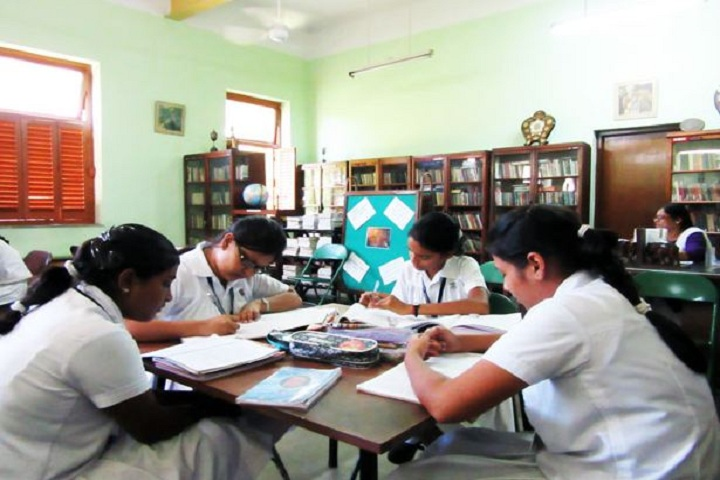 Loreto Convent-Library