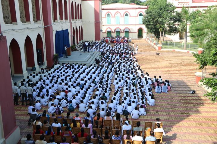 St Patricks Higher Secondary School-Assembly