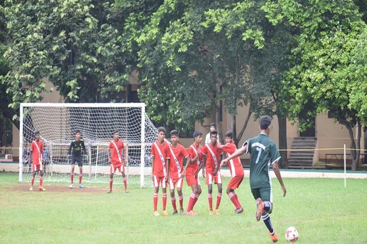 St Patricks Higher Secondary School-Games