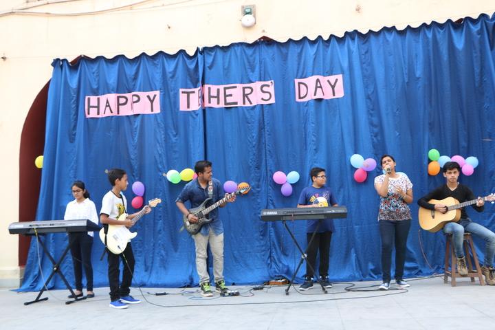 St Patricks Higher Secondary School-Music
