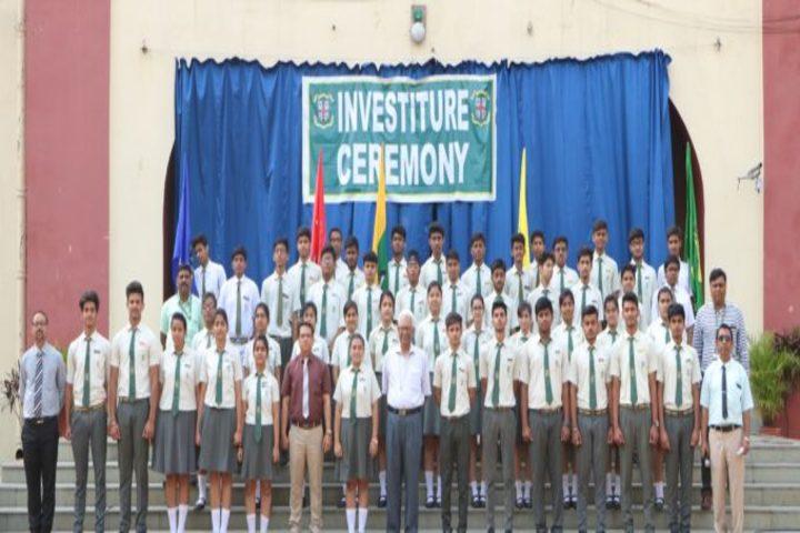 St Patricks Higher Secondary School-Students