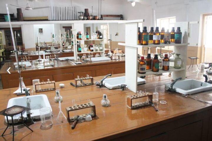 Assembly Of God Church School-Chemistry Lab