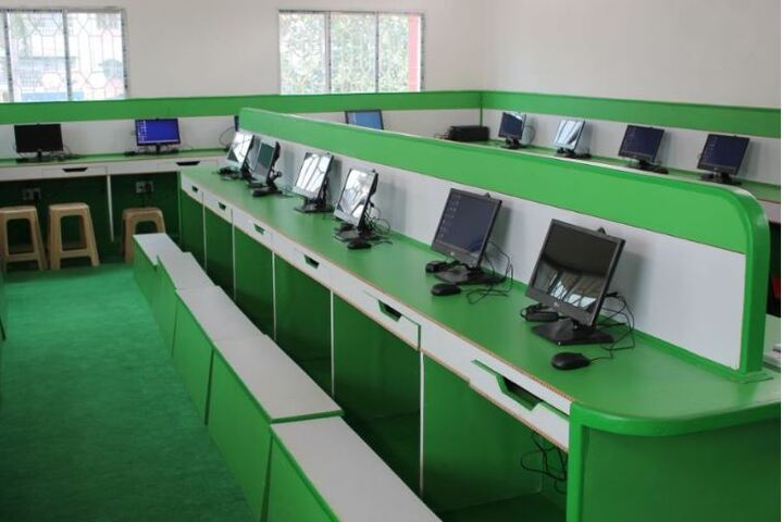 Assembly Of God Church School-Computer Lab