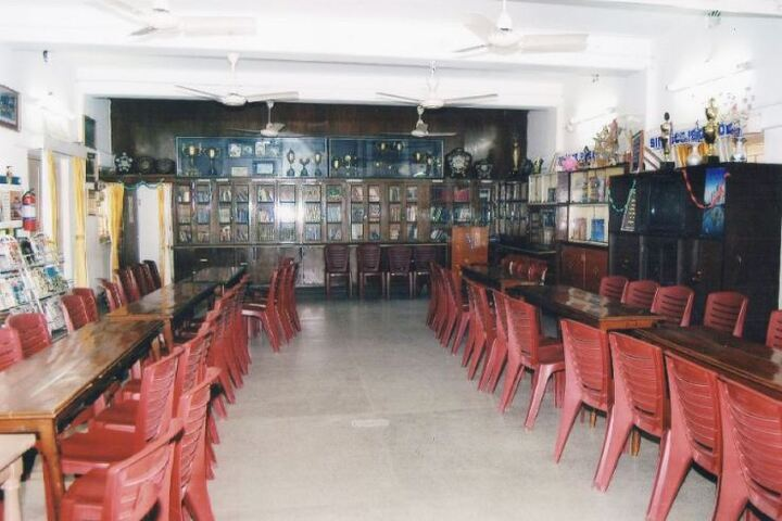 Assembly Of God Church School-Library