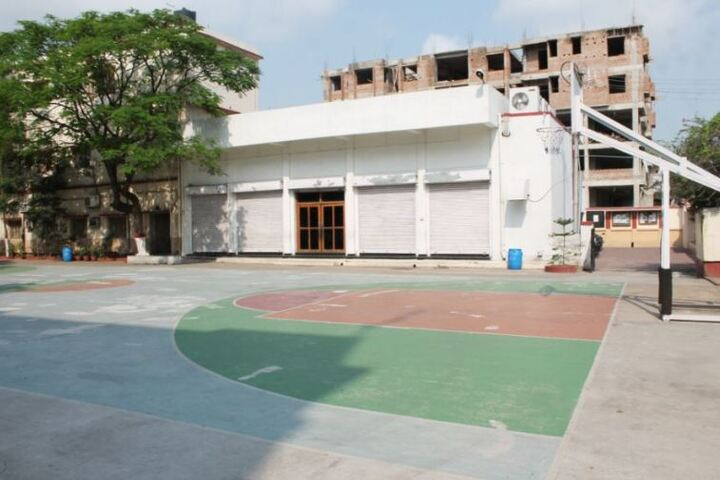 Assembly Of God Church School-Play Ground