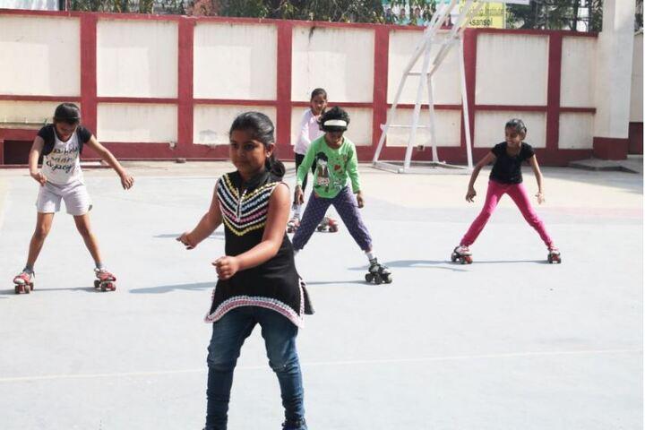 Assembly Of God Church School-Skating