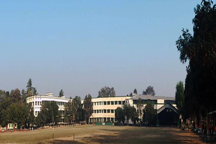 St Xaviers School-Campus