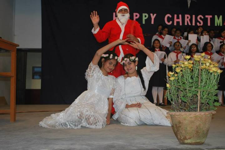 St Xaviers School-Christmas Celebrations