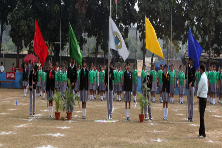 St Xaviers School-House System