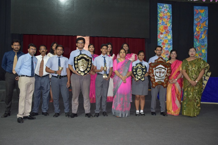 Assembly Of God Church School-Awards