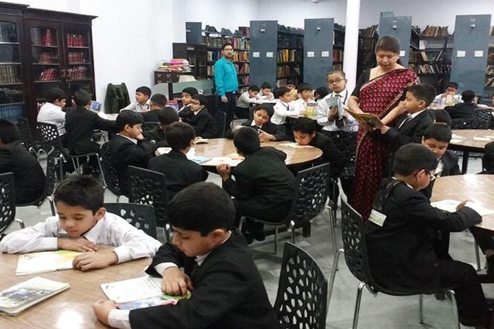 Calcutta Boys School-Library