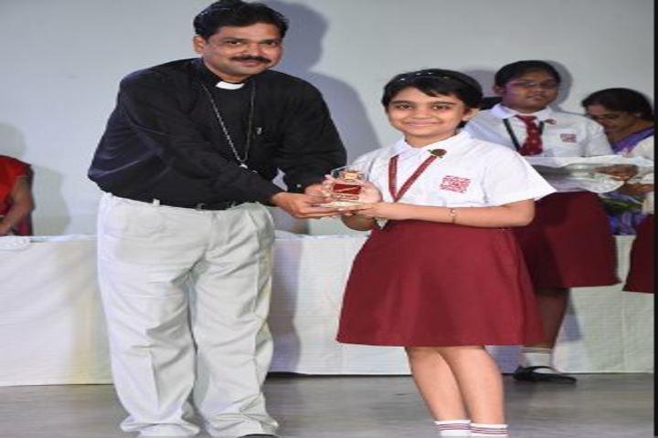 Calcutta Girls High School-Annual Prize Day