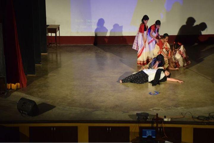 Calcutta Girls High School-Drama