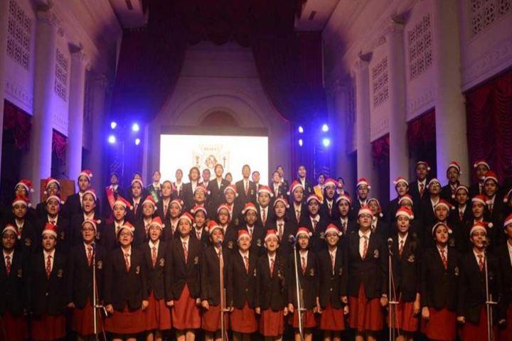 Calcutta Girls High School-Founders Day