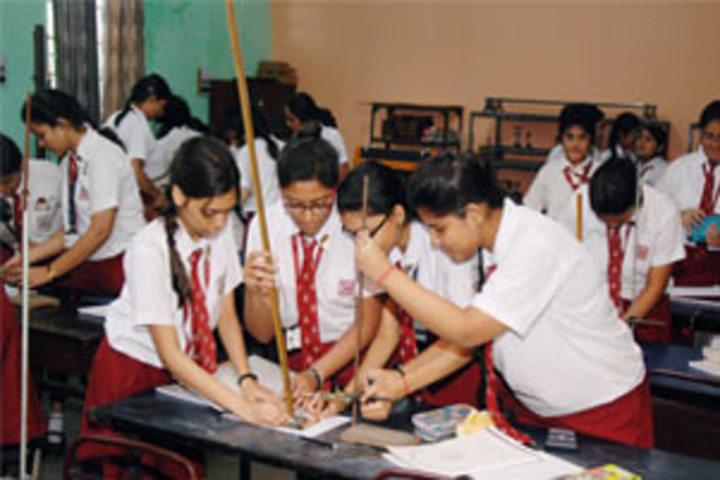 Calcutta Girls High School-Physics Lab