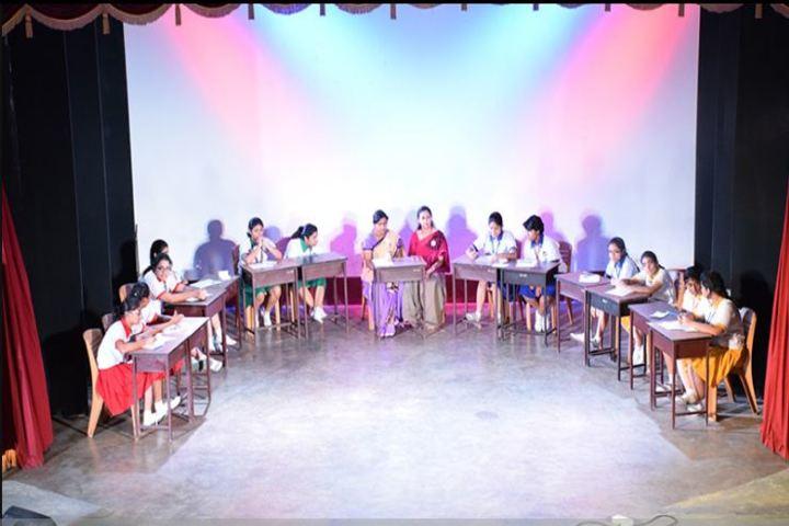 Calcutta Girls High School-Teachers Day